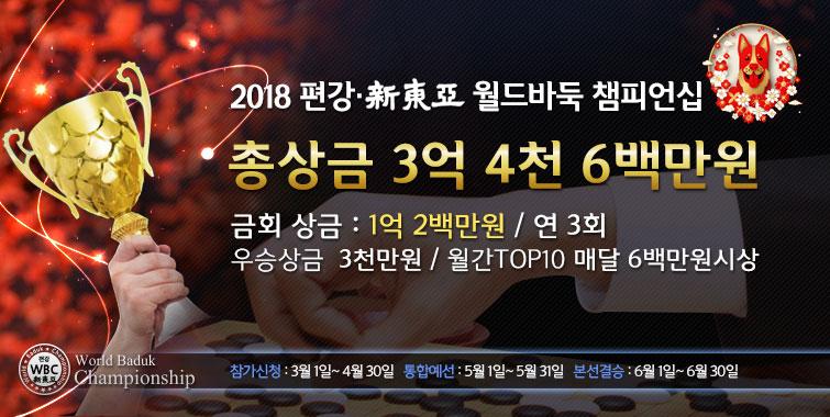 2018 제1회 oro 월드바둑 챔피언십